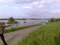 zalewany polder