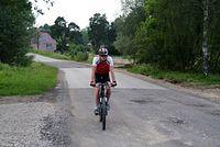 Naprawiona droga w Bielanach