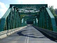 Most na Sanie w Lesku