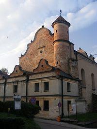 Leska synagoga