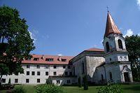 Trzeci nieoznaczony punkt, Klasztor Dominikanów