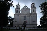 Kościół ufundowany przez Paców