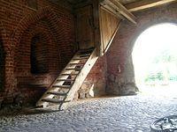 Na zamku Bierzgłowskim