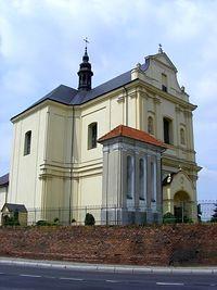 Kościół w Sieniawie