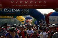 Krakowski Eska Bike Maraton, tuż przed startem...