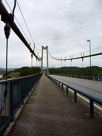 Most na łączący Sord z wyspą Føyno
