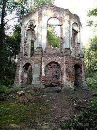 Morysin - pałacyk
