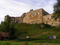 """Zamek """"Kamieniec"""" w Odrzykoniu"""