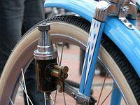 Starych rowerów czar