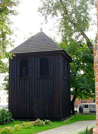 Piaseczno - dzwonnica kościelna