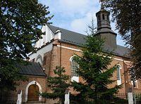 Piaseczno - kościół pw. św. Anny