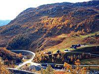Norweska złota jesień ?