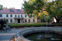 pałac w Kozach