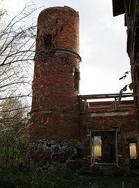 Morysin - wieża Bramy