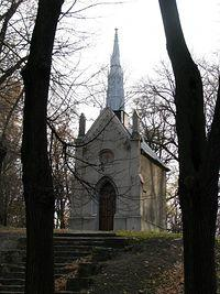 Kapliczka w Miechowicach
