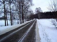 droga do Podlesia