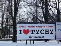 kocham Tychy