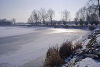 słońce i lód