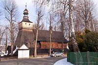 kościół w Jawiszowicach