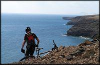 Klif na Lanzarote