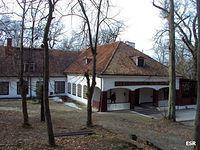 Zabytki Elbląga - Bażantarnia (budynek restauracji Myśliwska)