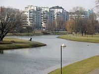 Park Kępa Potocka