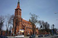 Kościół w Lesznie