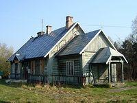 Stacja kolejowa Jeleń