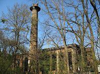 Stara kotłownia Szpitala Bielańskiego