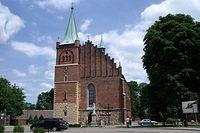 Kościół wybudowany przez Piastów