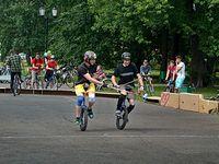 """2/3 zwycieskiego """"Maxx Bike Team"""""""