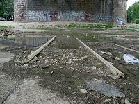 Pod Mostem Poniatowskiego