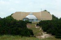 Centralny Poligon Sił Powietrznych w Ustce- wieża obserwacyjna