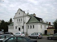 Piaseczno - dawna łaźnia miejska, ul. Kościuszki