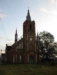 Pogorzel - kościół pomariawicki