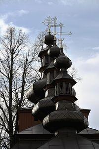 Cerkiew prawosławna św. Michała Archanioła w Wysowej