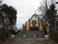 Legionowo - kościół Świętego Ducha