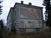 Legionowo - opuszczone koszary