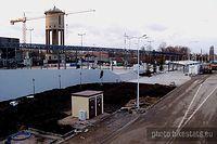 Budowa nowego węzła transportowego w Tczewie.