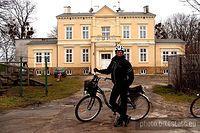 Pałac w Łukocinie - koniec XVIII wieku.