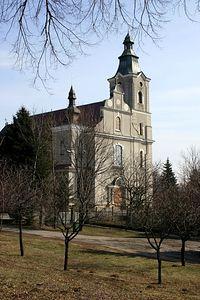 Kościół w Zgłobniu