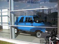 Tarpan jak nowy w salonie VW