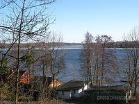 Jezioro Kierskie - widok z Kiekrza