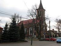 kościół w Starej Iwicznej