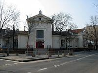 Dawna kaplica Szpitala Praskiego