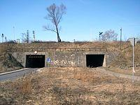Tunel w Ruszczy