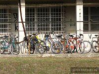 piaseczyński rowerowy park&ride na stacji PKP