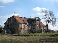 Pałac w Imielnie