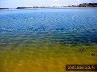 Jezioro Lednickie - czysta woda