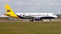 A320 Monarch